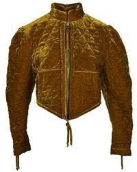 Vivienne Westwood Jacket - Geel