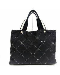 Chanel Vintage Tote bag - Nero