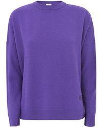 Loewe Sweater - Paars