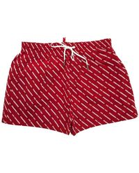 DSquared² Shorts - Rood