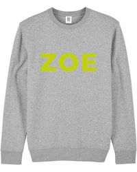 Zoe Karssen Zoe Bold Sweater - Grau