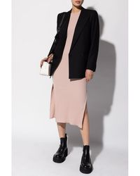 PS by Paul Smith Double-breasted blazer Negro