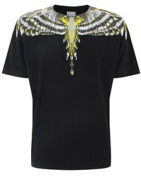 Marcelo Burlon T-shirt - Zwart