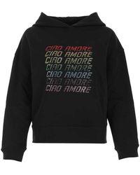 Giada Benincasa Sweatshirt - Noir