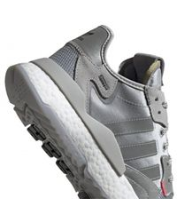 adidas - Nite Jogger -sneakers Gris - Lyst