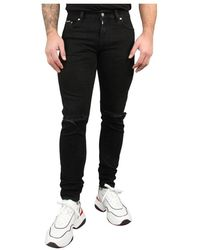 Represent Destroyer Denim Italy - Zwart