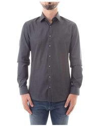 Calvin Klein Overhemd - Grijs