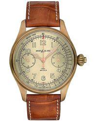 Montblanc Watch Ur - Bruin