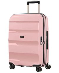 American Tourister Suitcase - Roze