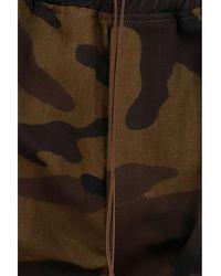 Represent Military shorts Gladys - Marrone