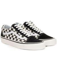 Vans Checkboard Old Skool Sneakers - Multicolore