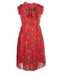 Molly Bracken Dress T1188p20 - Rood