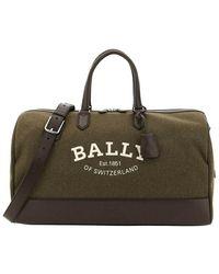 Bally Weekender Bag - Bruin