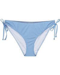 Gestuz My bikini bottom - Bleu