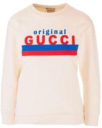Gucci Sweater - Wit