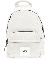 Y-3 Backpack - Wit