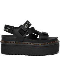 Dr. Martens Kimber sandal - Negro
