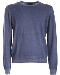 Paolo Fiorillo Capri Sweater - Blau