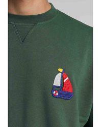 President's Felpa Sweatshirt - Verde