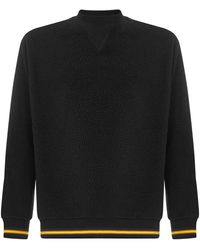 K-Way Sweater - Zwart