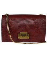 Saint Laurent Shoulder Bag - Rood