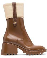Chloé Boots - Bruin