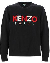 KENZO Sweatshirt - Zwart