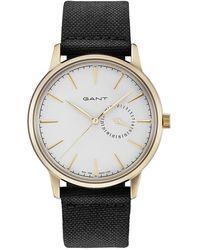 GANT Watch - Zwart