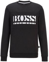 BOSS Black Casual Sweatshirt - Noir