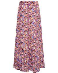 Inwear Hollie Long Skirt - Roze