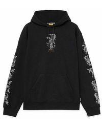 Iuter Type hoodie - Nero