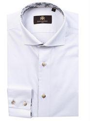 Circle Of Gentlemen Shirt - Wit