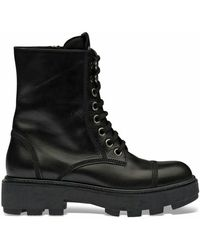 Miu Miu Ankle Boots 5u651df045 - Zwart
