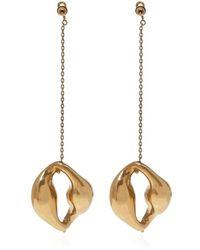 Chloé Pendant earrings - Neutre