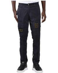 Aeronautica Militare Trousers - Blauw