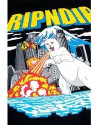 RIPNDIP T-shirt Negro