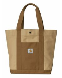 Carhartt WIP Tote Bag - Braun