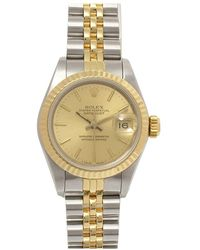 Rolex Oyster Perpetual Lady Datejust 69173 - Grijs