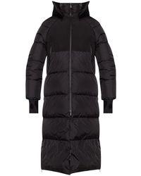 Moncler Heliotrope Down Jacket - Zwart