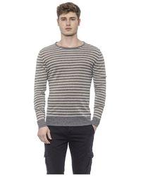 Alpha Studio Sweater - Grijs