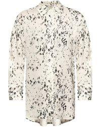AllSaints Eleanor shirt - Blanco