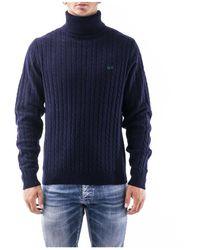 Sun 68 Sweater - Blauw