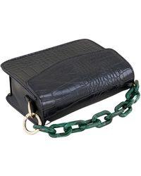 My Jewellery Telefoonkoord Kort Schakels Groen Bag - Zwart