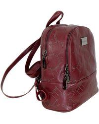 Ermanno Scervino Backpack Ingrid 12401080 Rojo