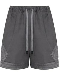 Nike Maniere Basketball Shorts - Grijs