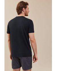 Off-White c/o Virgil Abloh - T-shirt Negro - Lyst