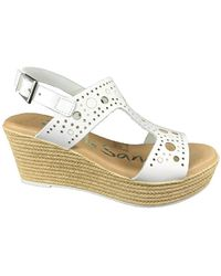 Oh My Sandals Sandaal 4867 - Wit