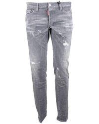DSquared² S74lb0866 S30260 Jeans - Grijs