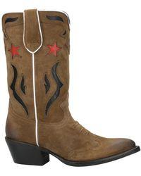Ash Boots - Groen