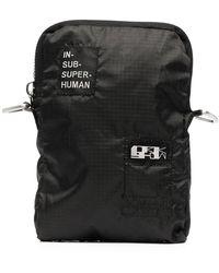 DSquared² Small ZIP Pouch Bag - Nero